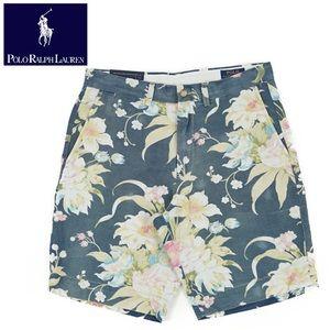 Polo Ralph Lauren Mens Floral Shorts 34
